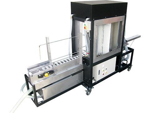 オーダーメイド型自動洗浄ユニットSCB型を開発