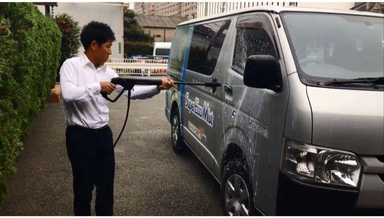 【BLUE CLEAN 391PLUS】ポータブル高圧洗浄機のご紹介!パート3!
